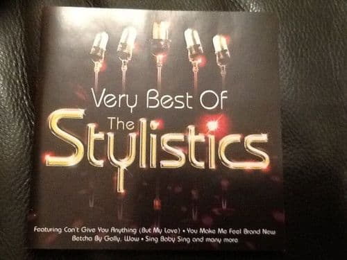 The Stylistics<br>Very Best Of The Stylistics<br>CD, Comp